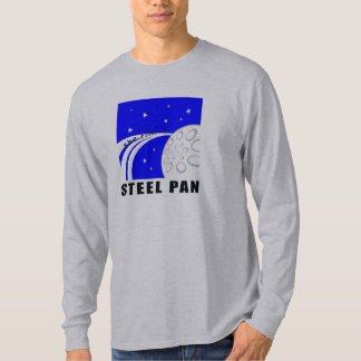 Steel Pan the Final Frontier T-Shirt