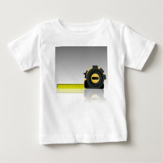 steel ruler baby T-Shirt