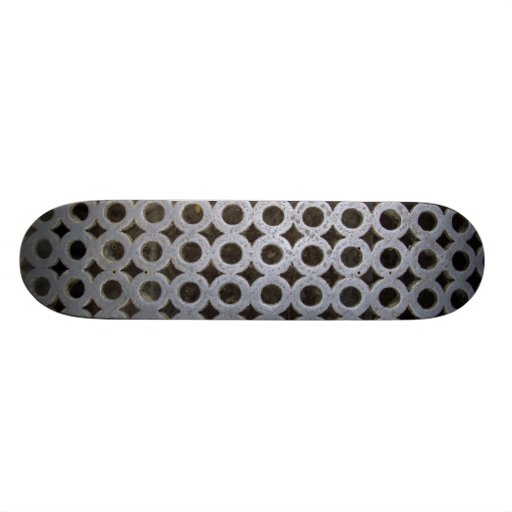 Steel Skateboard Decks