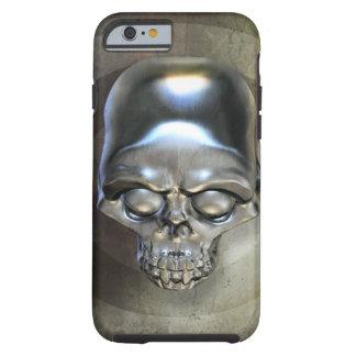 Steel Skull Tough iPhone 6 Case