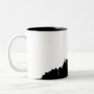 Steel Skyline Mug