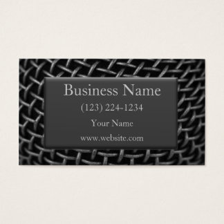 Steel Wire Business Card