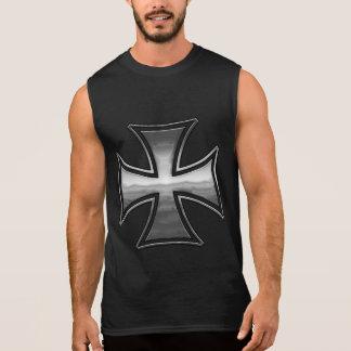 Steel Wood Maltese Sleeveless Shirt