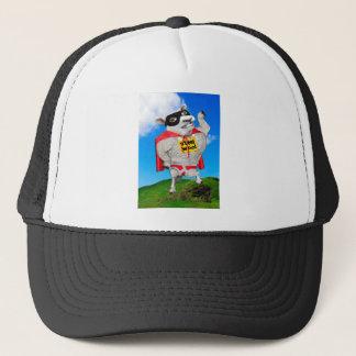 STEEL WOOL TRUCKER HAT