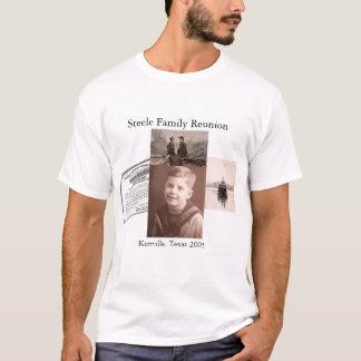 Steele Family Reunion T-Shirt