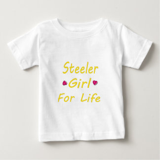 steeler girl life baby T-Shirt