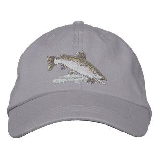 Steelhead Embroidered Hat