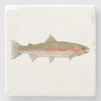 Steelhead Trout Coaster