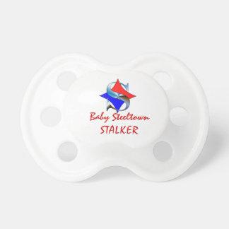 Steeltown Baby Stalker Binky Pacifiers