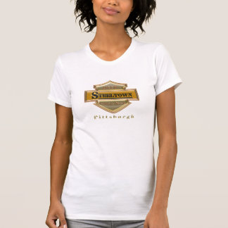 Steeltown Ladies Fitted Cami T-Shirt