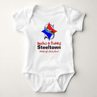 """Steeltown """"Stalker in Training"""" Infant Creeper"""