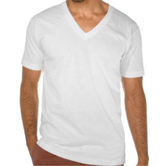 "Steeltown ""Stalker"" Men's V Neck Tshirts"