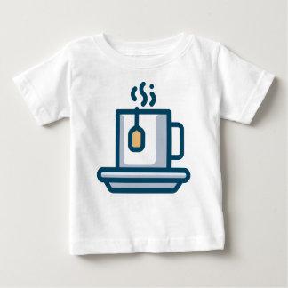Steeping Tea Baby T-Shirt