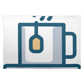Steeping Tea Placemat