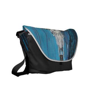Steer Skull Messenger Bag
