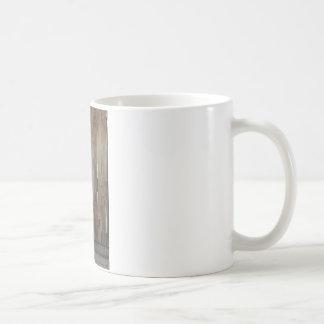 Steer With Big Horns Coffee Mug