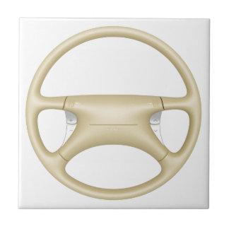 Steering wheel - front view tile