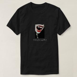 STEEZEE WORLD VAMPIRE TEETH T-Shirt