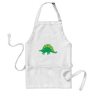 Stegosaurus Adult Apron