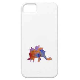 Stegosaurus Barely There iPhone 5 Case