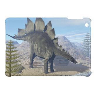 Stegosaurus dinosaur - 3D render Cover For The iPad Mini
