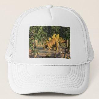 Stegosaurus dinosaur - 3D render Trucker Hat