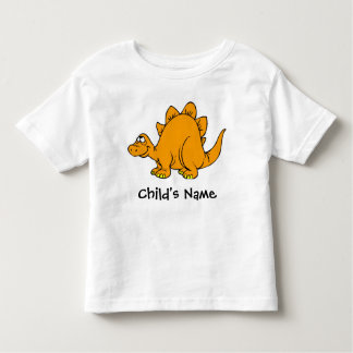 Stegosaurus Dinosaur Kids Youth Toddler Tshirt