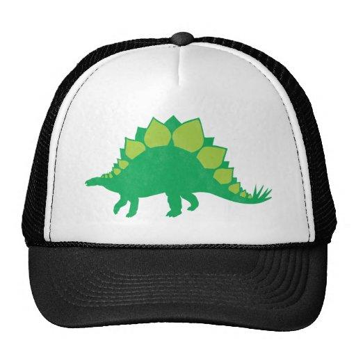 Stegosaurus Trucker Hats