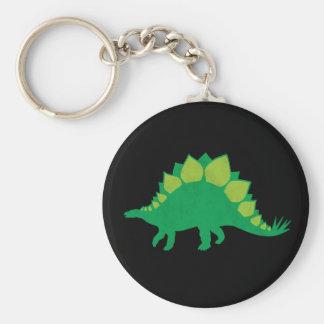 Stegosaurus Keychains