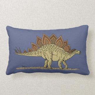 Stegosaurus Lumbar Cushion