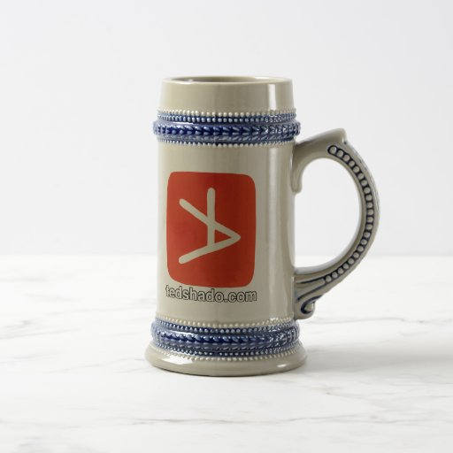 stein logo tedshado mug