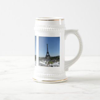 Stein Mug - Eiffel Tower, Paris, France