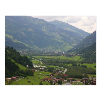 Stein Valley, Austria Postcard