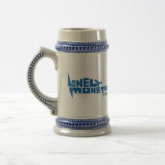 Stein with Blue Logo