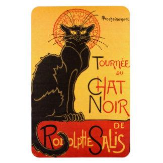 Steinlen: Chat Noir Rectangular Photo Magnet