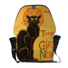 Steinlen: Chat Noir Messenger Bag