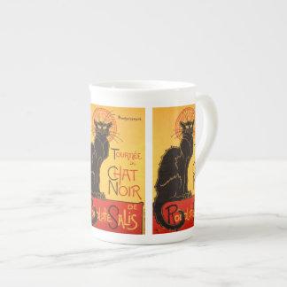 Steinlen: Chat Noir Tea Cup