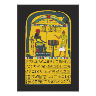 Stele of Revealing poster