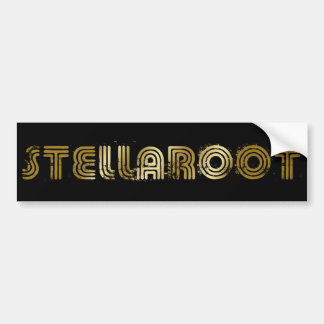 Stella Gold Bumper Sticker