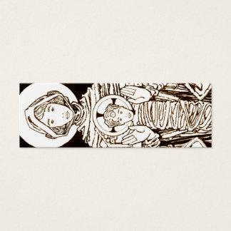 Stella Maris Bookmark Mini Business Card