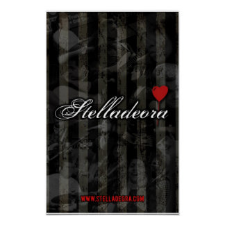 Stelladeora Collage Poster