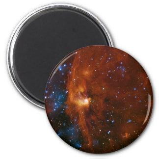 Stellar Birth Refrigerator Magnets