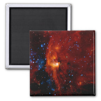 STELLAR BIRTH outer space Fridge Magnet