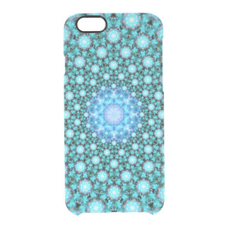 Stellar Cascade Mandala Clear iPhone 6/6S Case