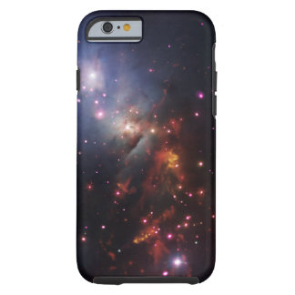 Stellar Cosmic Sparklers Stars SpaceHD Tough iPhone 6 Case