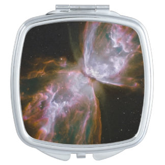 Stellar Demise in Nebula NGC 6302 Travel Mirrors