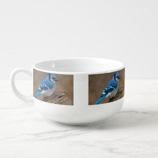 Stellar Jay Soup Mug