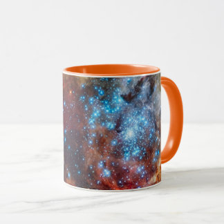 Stellar Nursery R136 Tarantula Nebula NASA Photo Mug