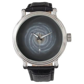 Stellar Watch 1 - Barred Spiral Galaxy