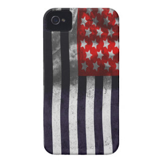 StellaRoot American Flag Grunge 4th iPhone 4 Covers